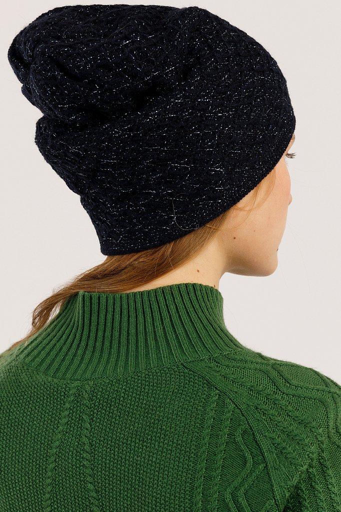 Шапка женская, Модель W19-11139, Фото №3