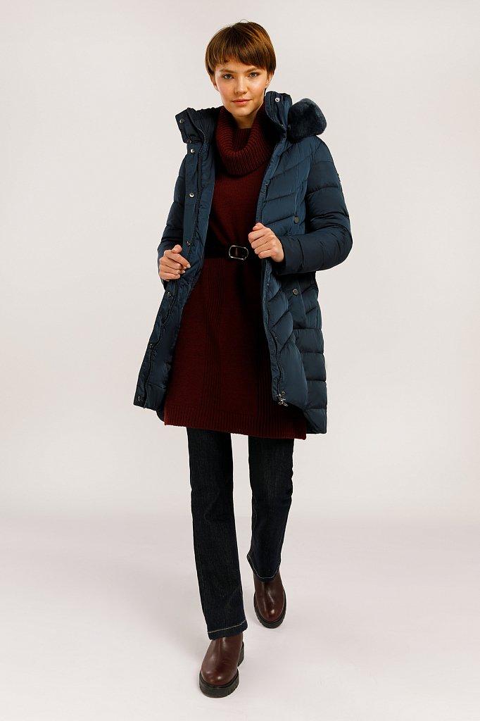 Пальто женское, Модель W19-12005, Фото №2