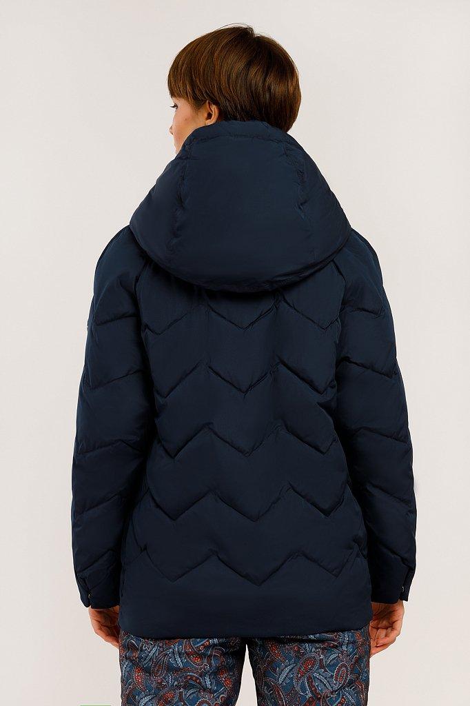 Куртка женская, Модель W19-12016, Фото №4