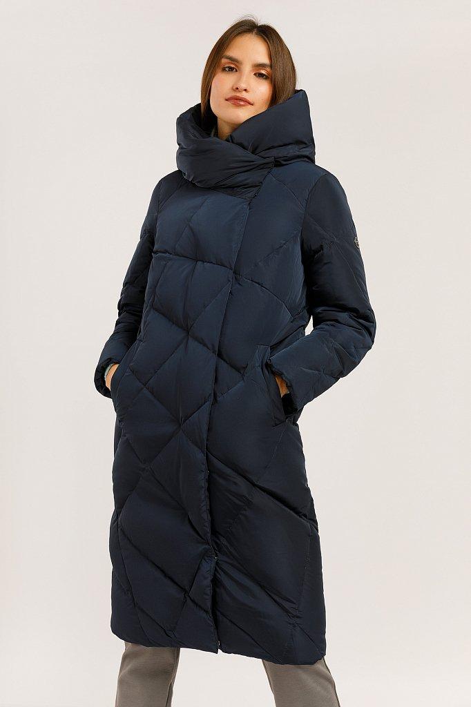 Пальто женское, Модель W19-12022, Фото №2
