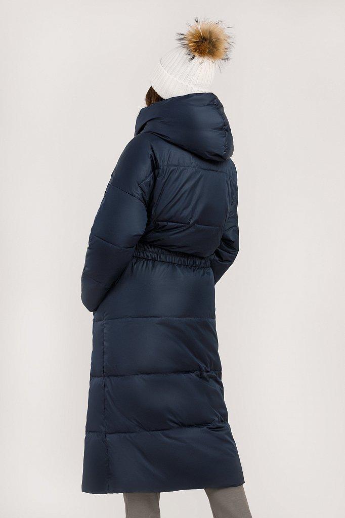 Пальто женское, Модель W19-12035, Фото №4