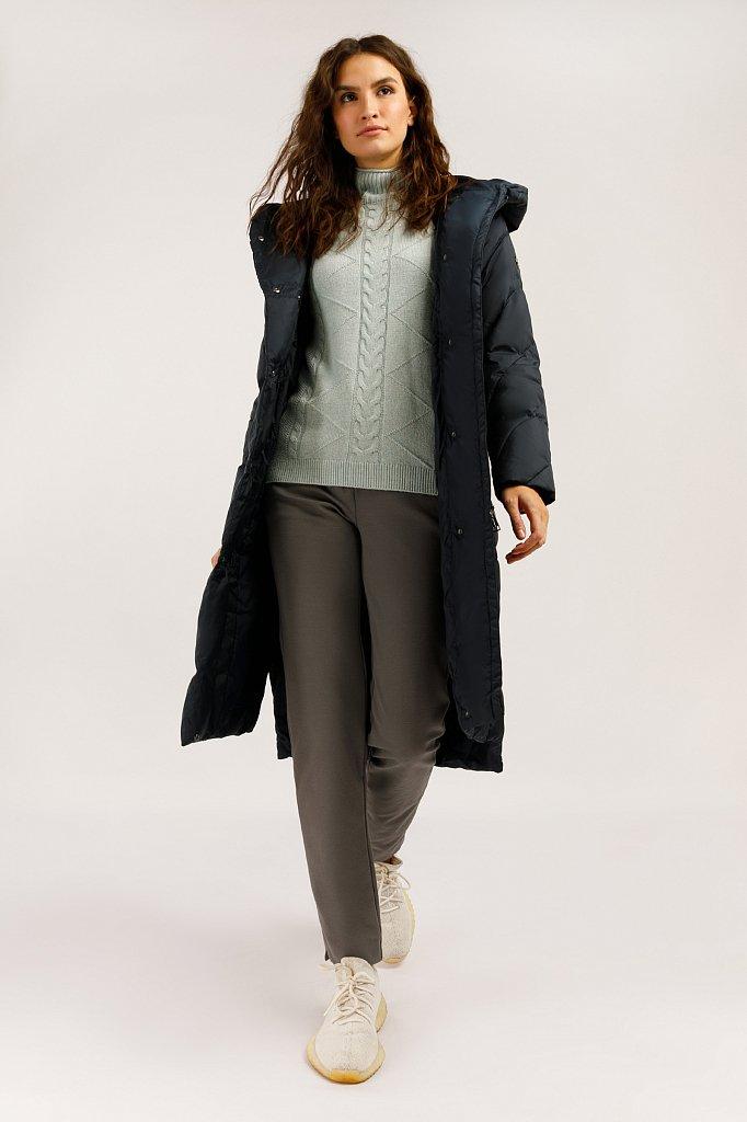 Пальто женское, Модель W19-12038, Фото №2