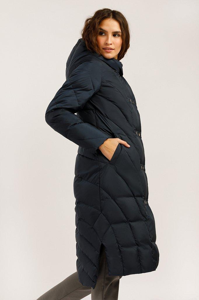 Пальто женское, Модель W19-12038, Фото №3