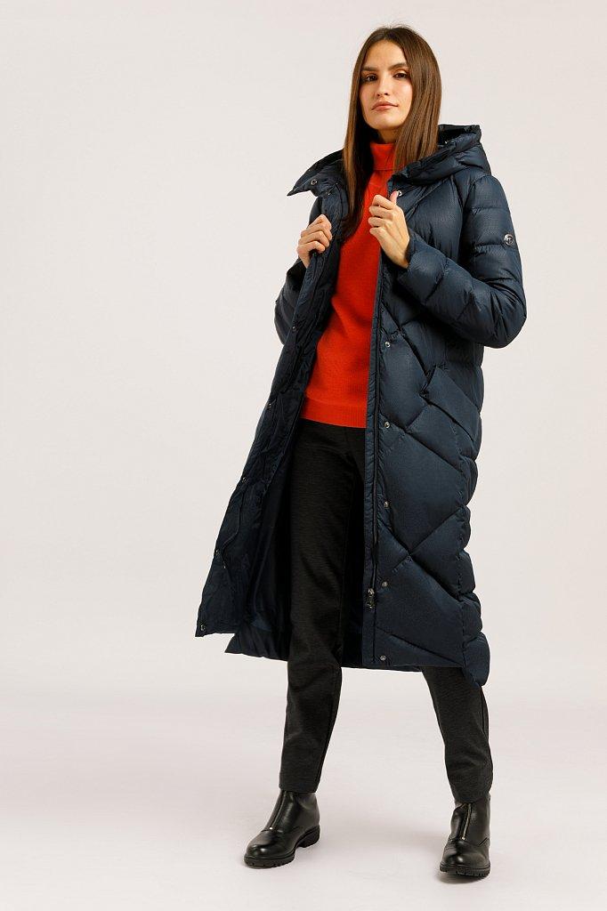Пальто женское, Модель W19-12047, Фото №2