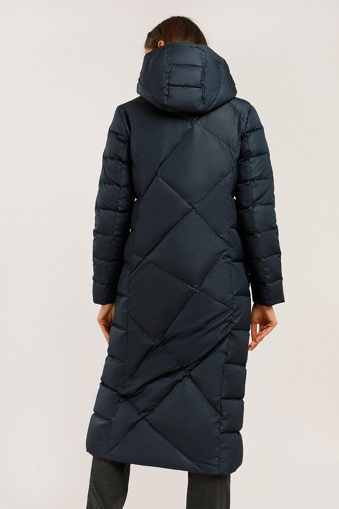 Пальто женское, Модель W19-12047, Фото №4