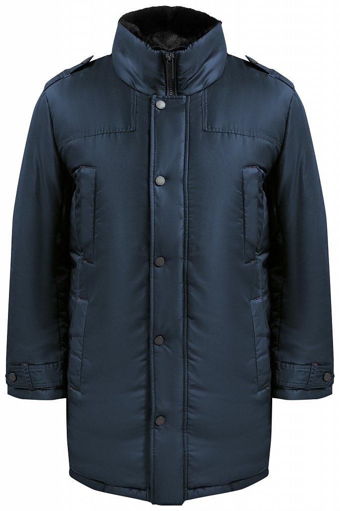 Пальто мужское, Модель W19-21008, Фото №6