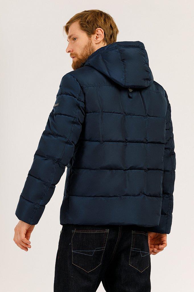 Куртка мужская, Модель W19-21011, Фото №4