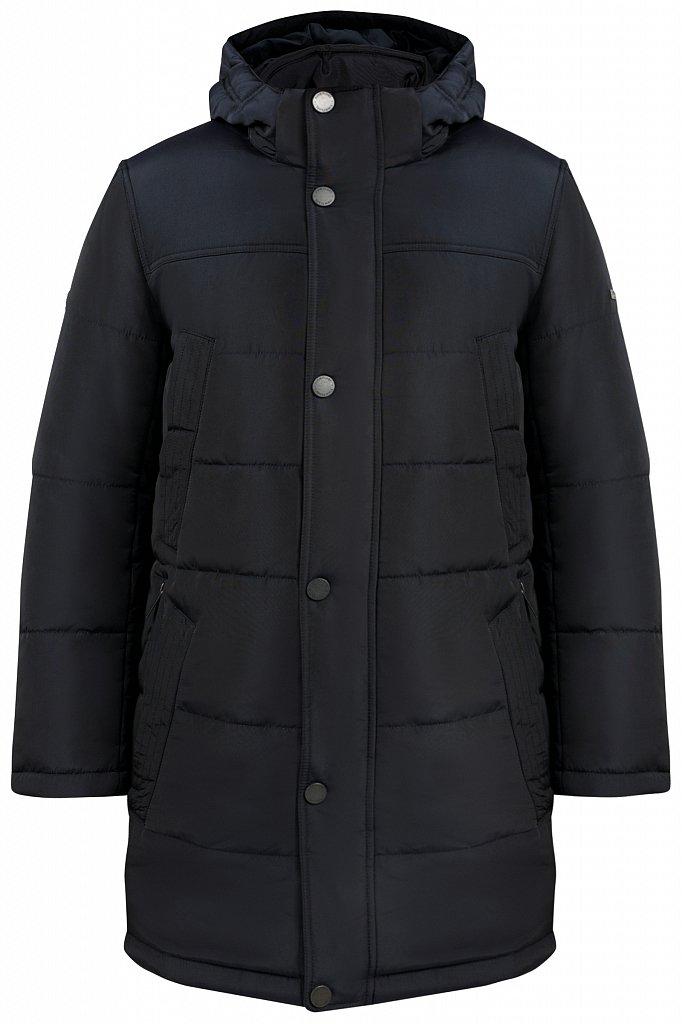 Пальто мужское, Модель W19-21012, Фото №7