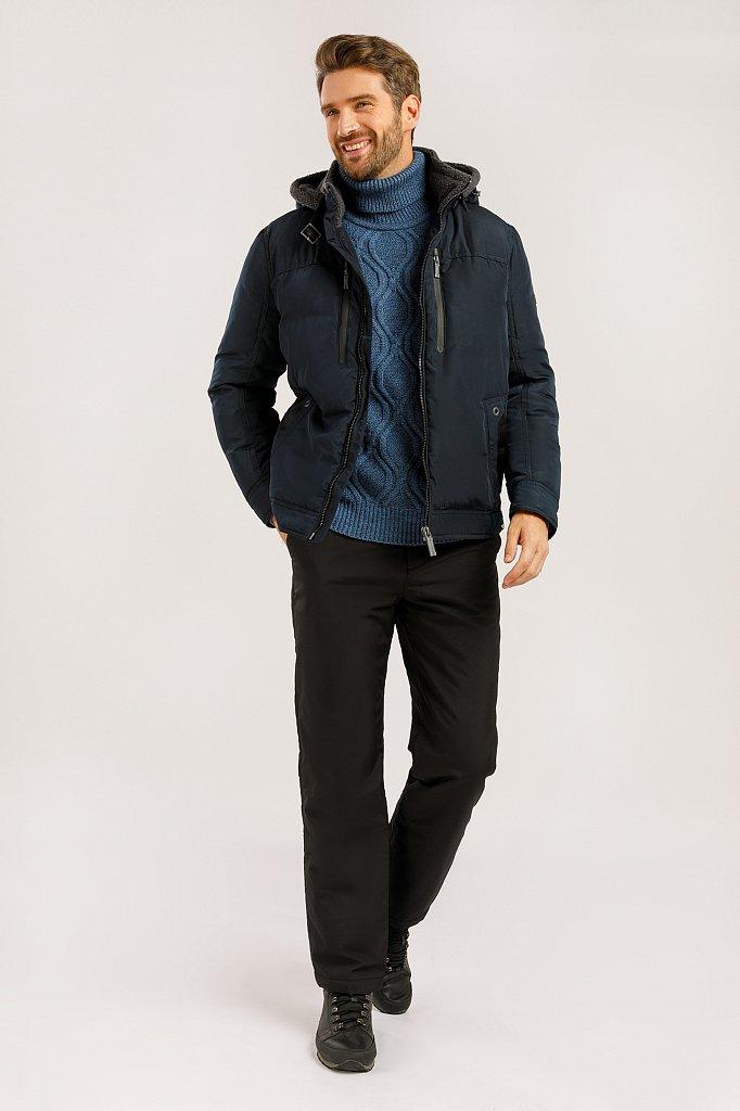 Куртка мужская, Модель W19-22002, Фото №2