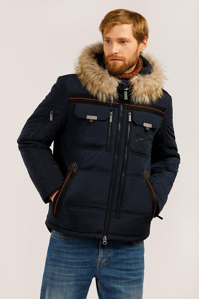 Куртка мужская, Модель W19-22004, Фото №1