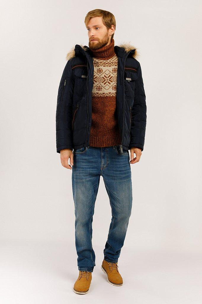 Куртка мужская, Модель W19-22004, Фото №2
