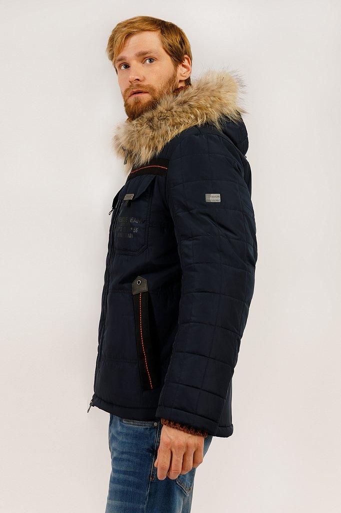 Куртка мужская, Модель W19-22004, Фото №3