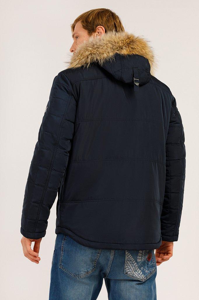 Куртка мужская, Модель W19-22004, Фото №4
