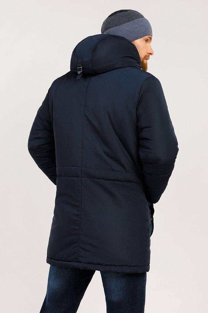 Пальто мужское, Модель W19-22005, Фото №4