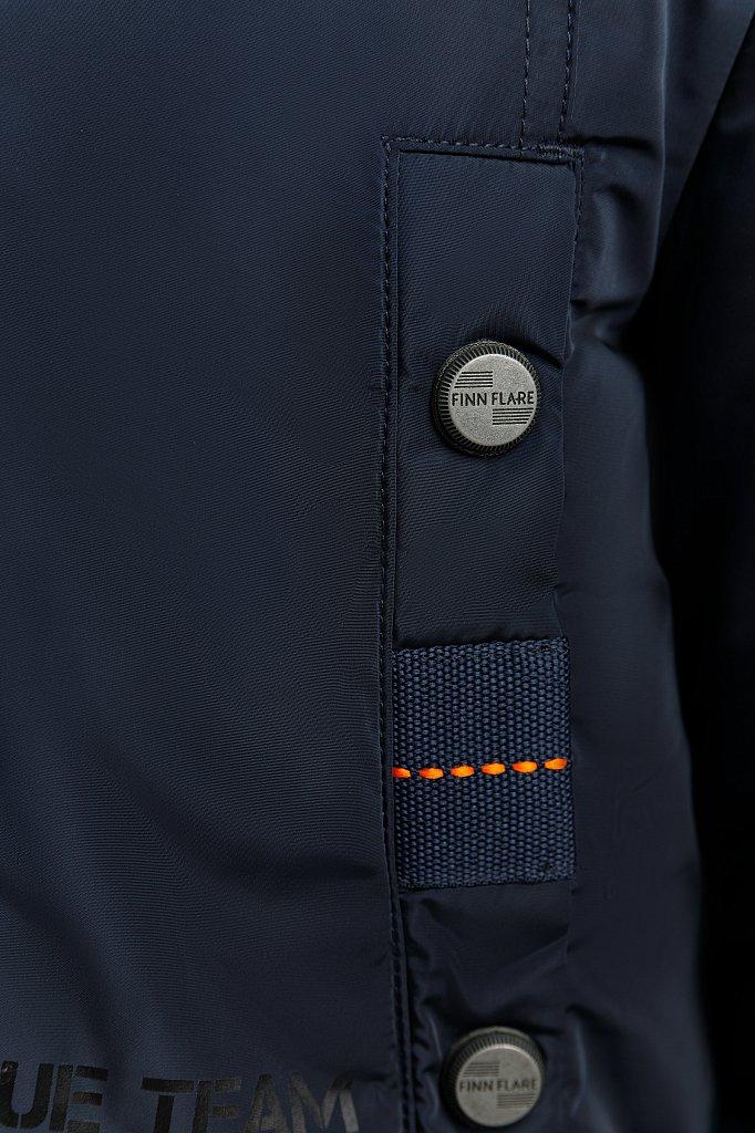Пальто мужское, Модель W19-22005, Фото №6