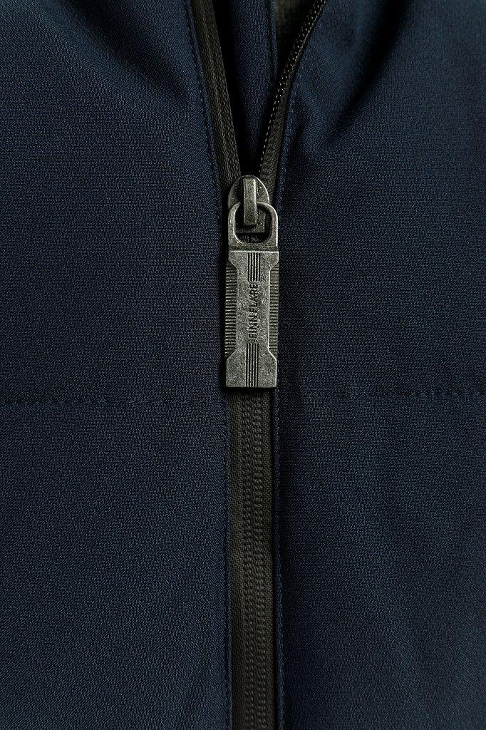 Полупальто мужское, Модель W19-22026, Фото №6