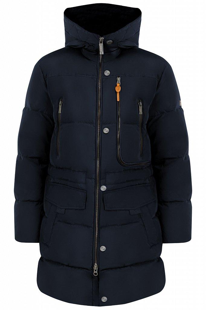Пальто мужское, Модель W19-22027F, Фото №6