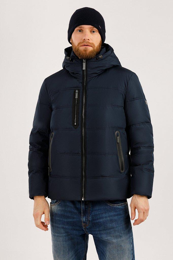 Куртка мужская, Модель W19-22028, Фото №1