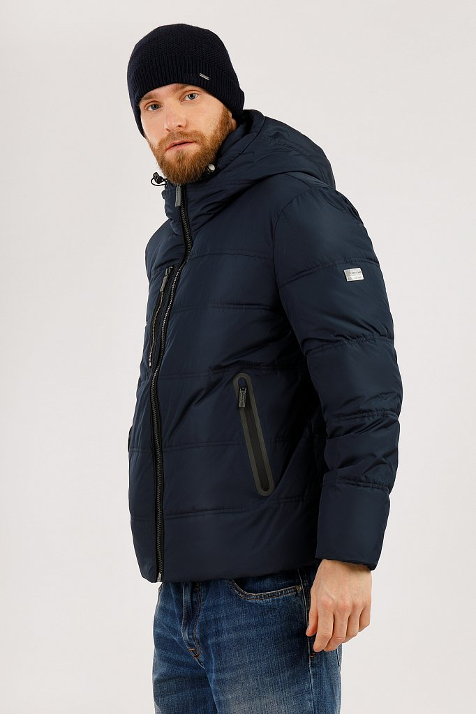 Куртка мужская, Модель W19-22028, Фото №3