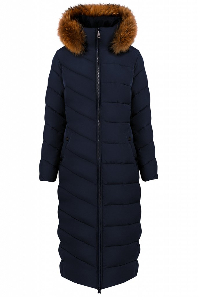 Пальто женское, Модель W19-32002, Фото №6