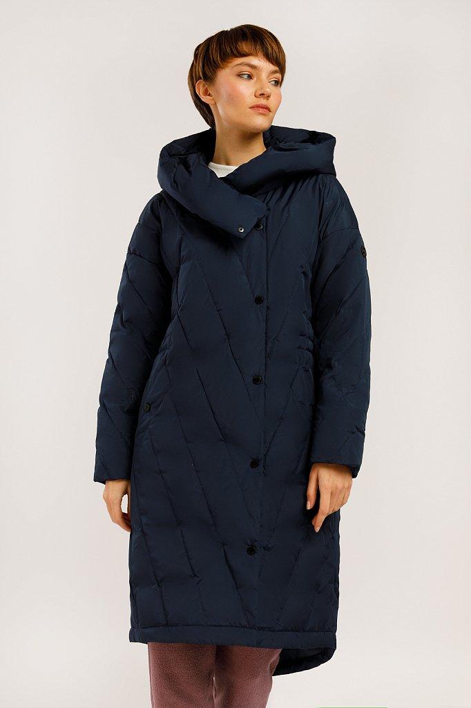 Пальто женское, Модель W19-32003, Фото №1