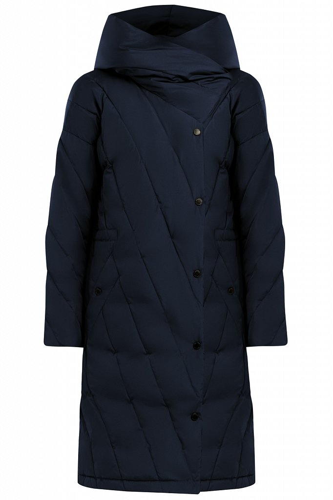 Пальто женское, Модель W19-32003, Фото №6