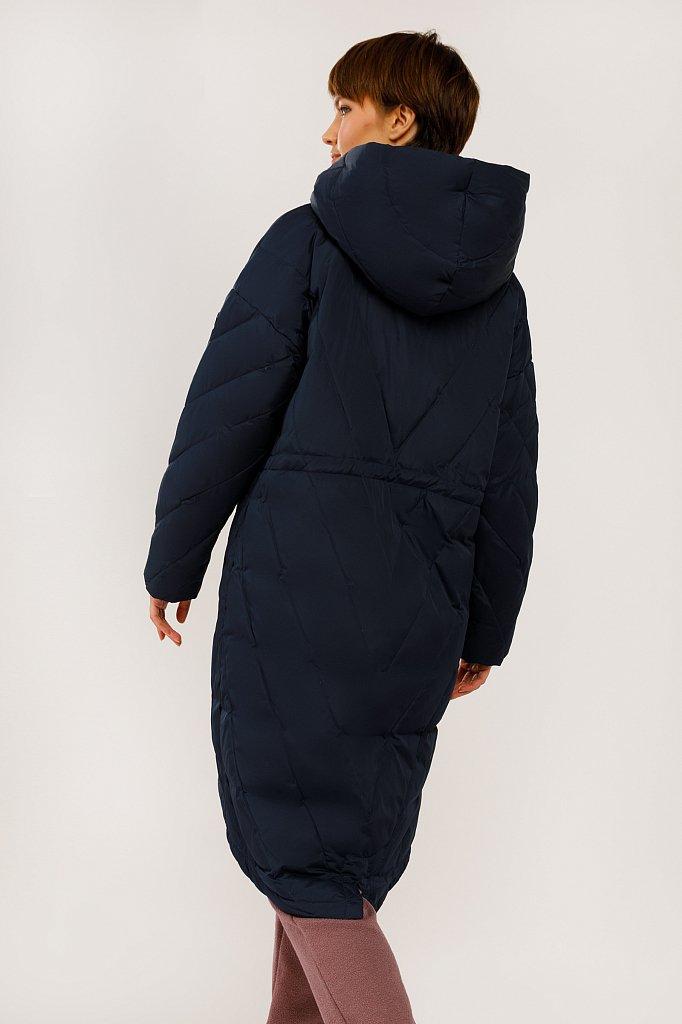 Пальто женское, Модель W19-32003, Фото №4