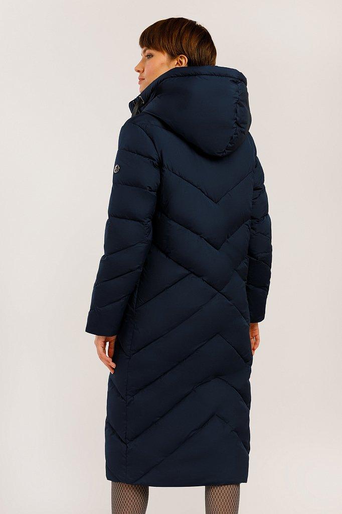 Пальто женское, Модель W19-32004, Фото №4