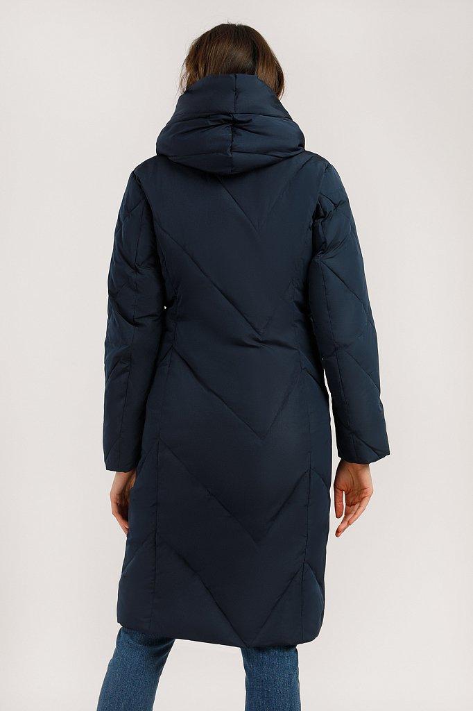 Пальто женское, Модель W19-32007, Фото №4