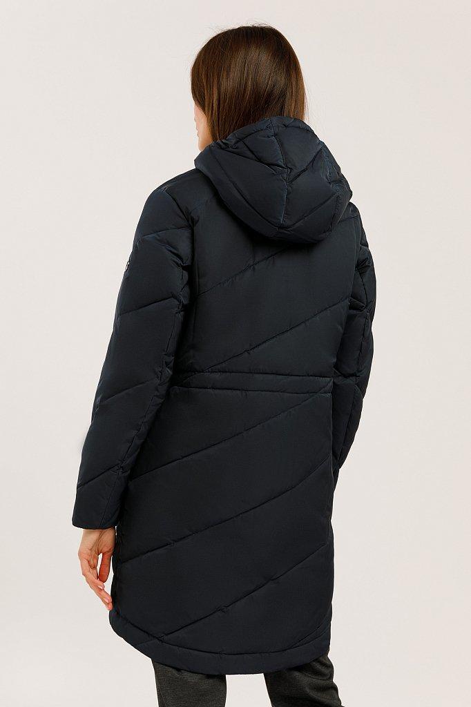 Пальто женское, Модель W19-32013, Фото №4