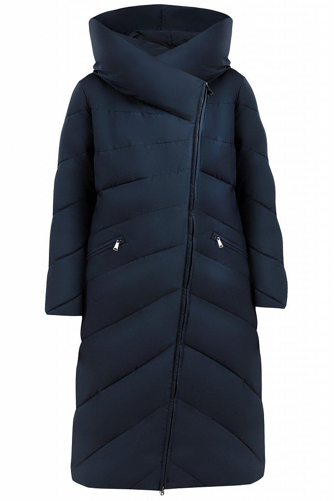 Пальто женское, Модель W19-32019, Фото №6