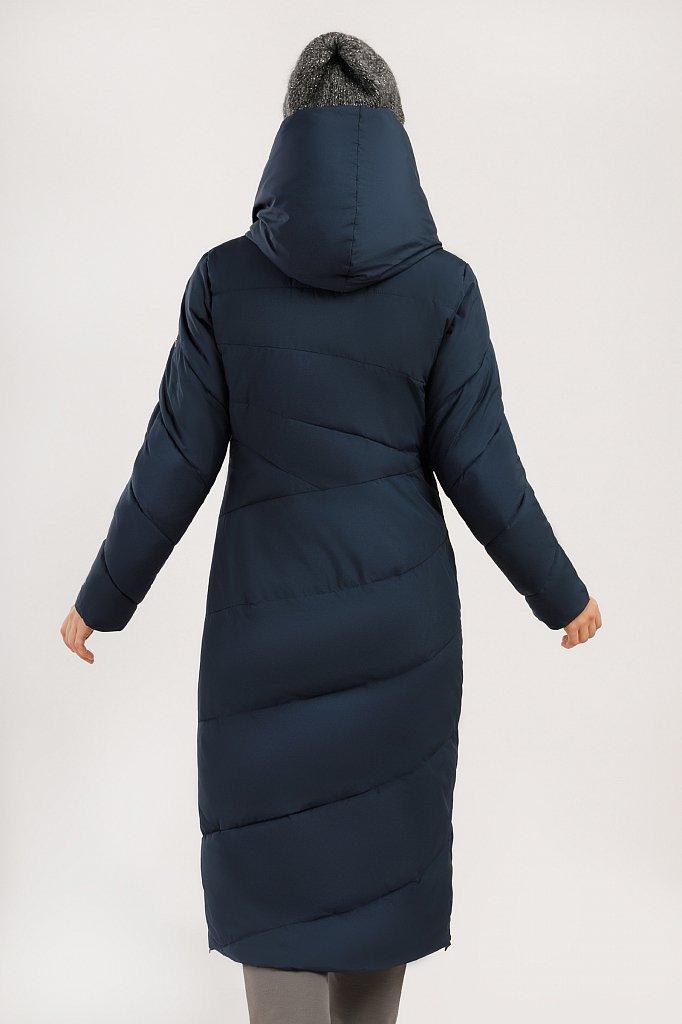 Пальто женское, Модель W19-32019, Фото №4