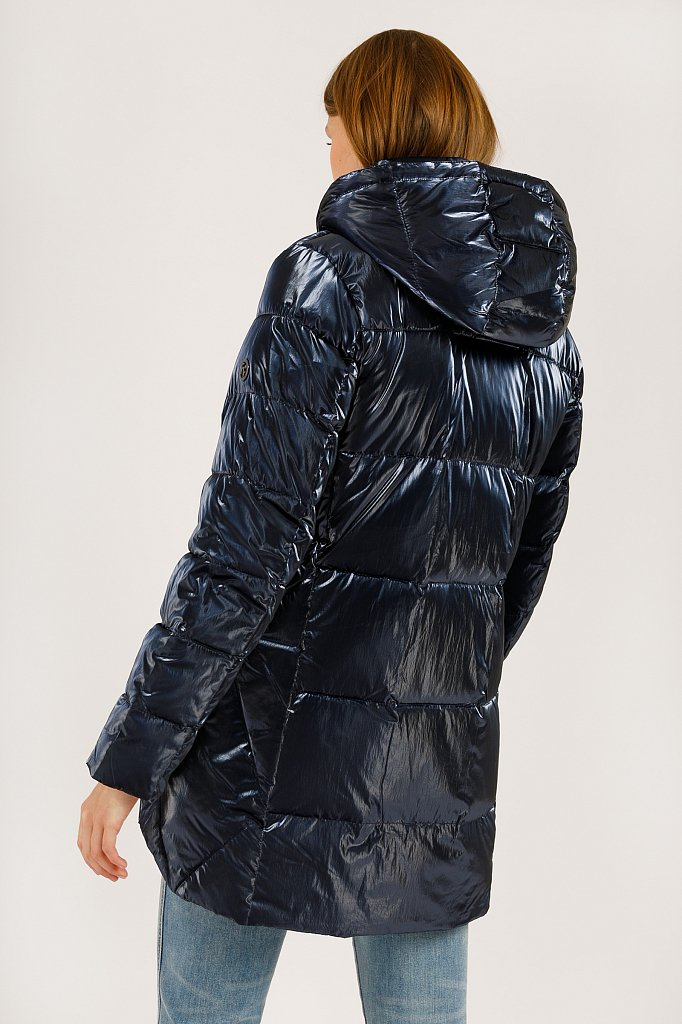 Куртка женская, Модель W19-32024, Фото №4