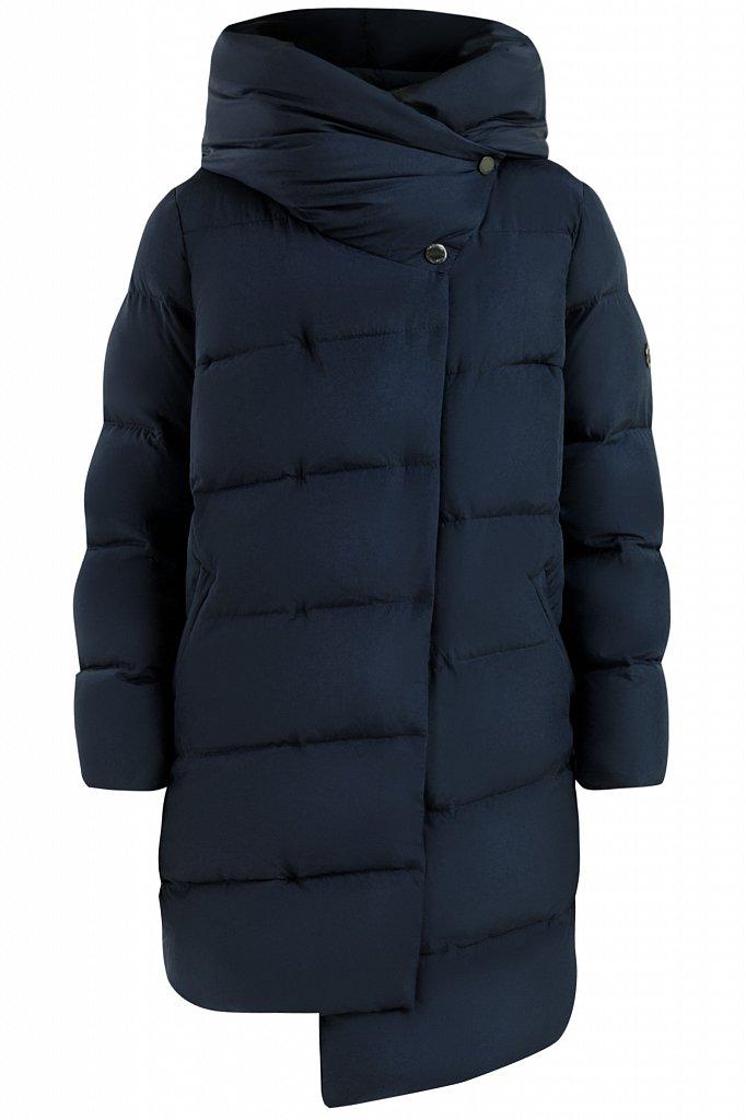 Пальто женское, Модель W19-32026, Фото №6