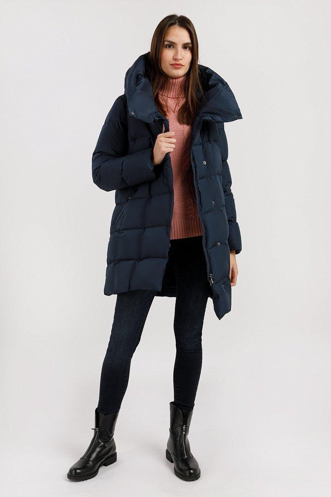 Пальто женское, Модель W19-32026, Фото №2