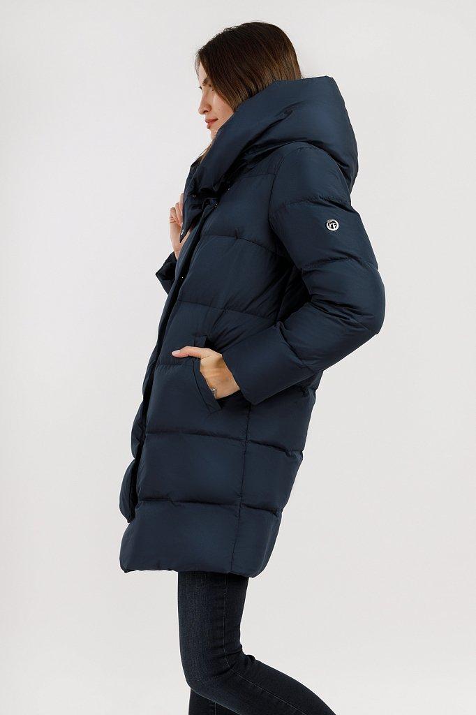 Пальто женское, Модель W19-32026, Фото №3