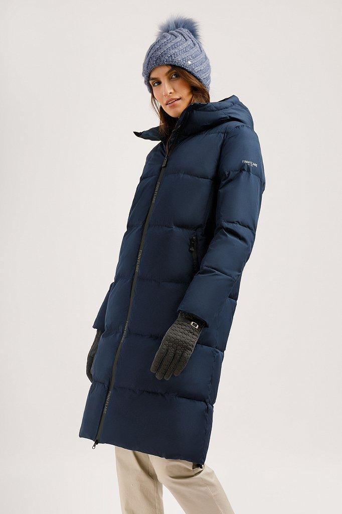 Пальто женское, Модель W19-32029, Фото №3