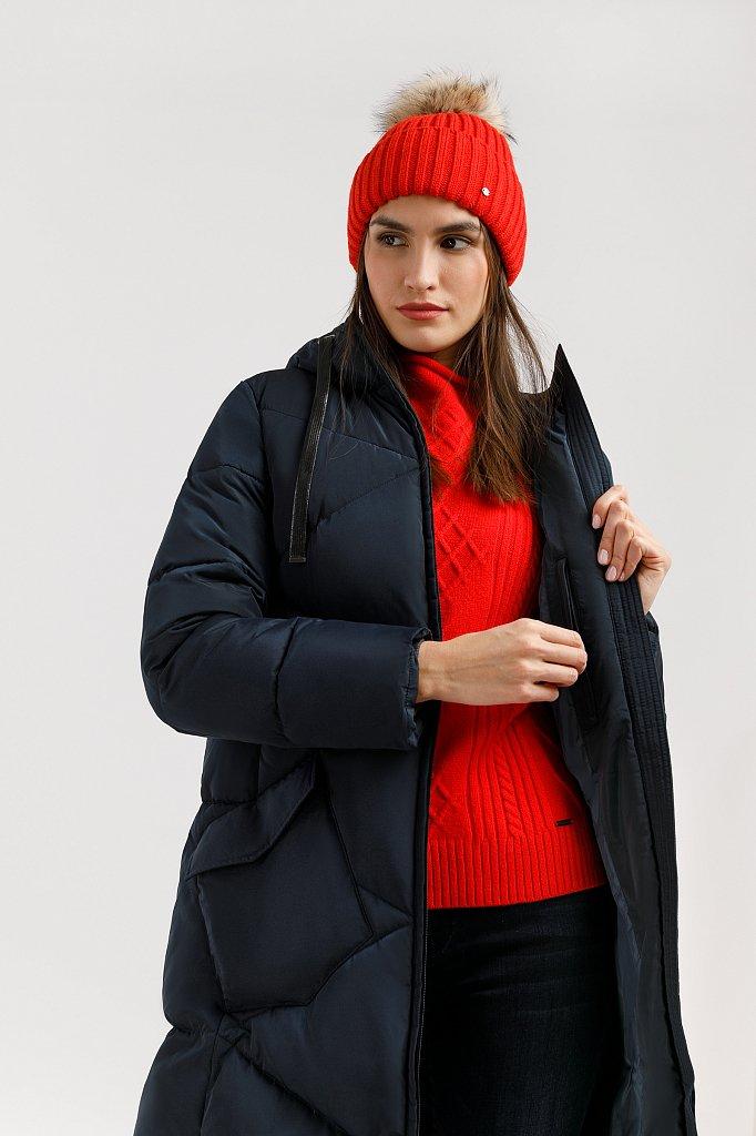 Пальто женское, Модель W19-32031, Фото №5