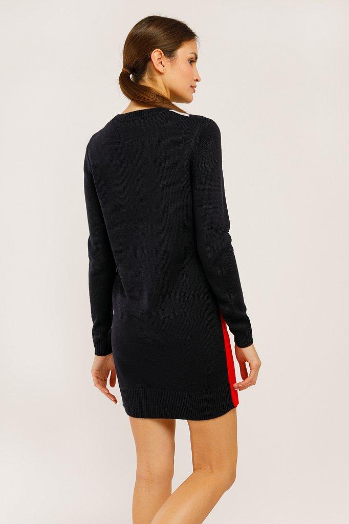 Платье женское, Модель W19-32107, Фото №4