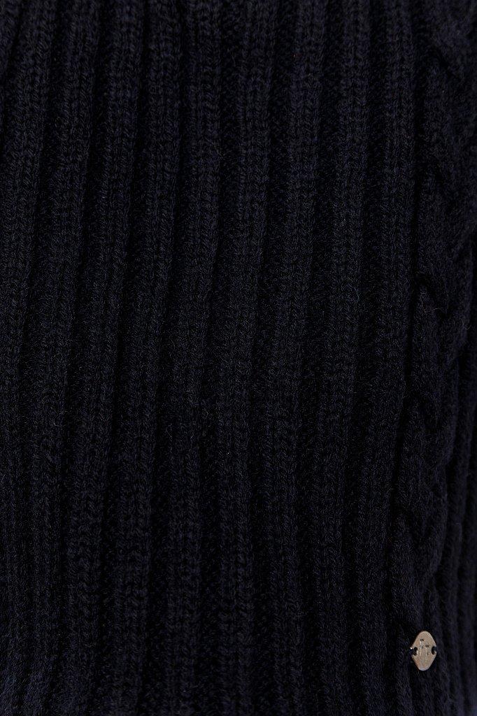 Шапка женская, Модель W19-32144, Фото №4