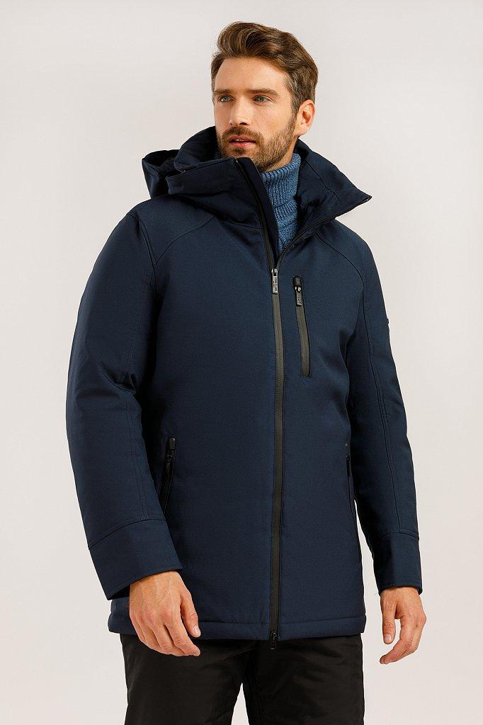 Куртка мужская, Модель W19-42005, Фото №1