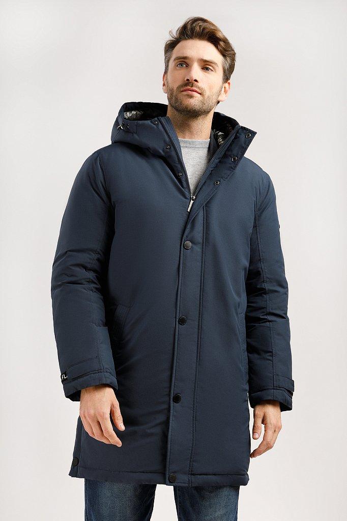 Пальто мужское, Модель W19-42008, Фото №1