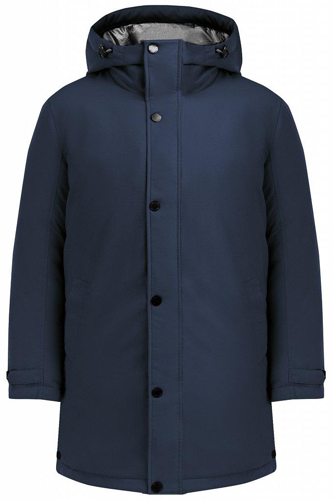 Пальто мужское, Модель W19-42008, Фото №6