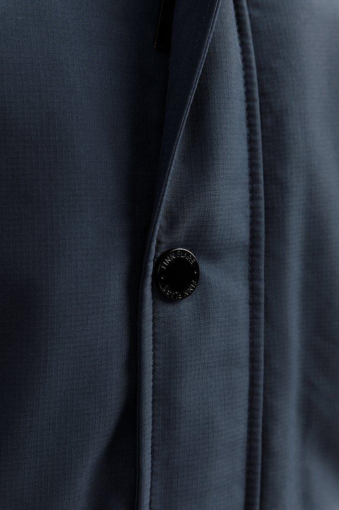Пальто мужское, Модель W19-42008, Фото №5