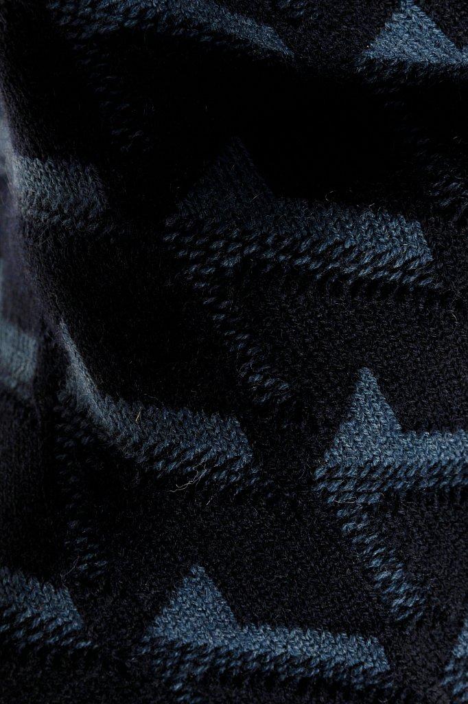 Шапка мужская, Модель W19-42120, Фото №4