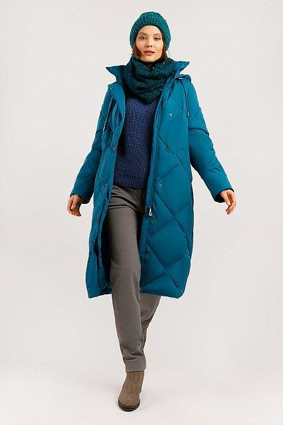 Пальто женское, Модель W19-11028, Фото №2