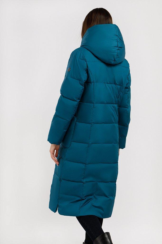 Пальто женское, Модель W19-11016, Фото №4