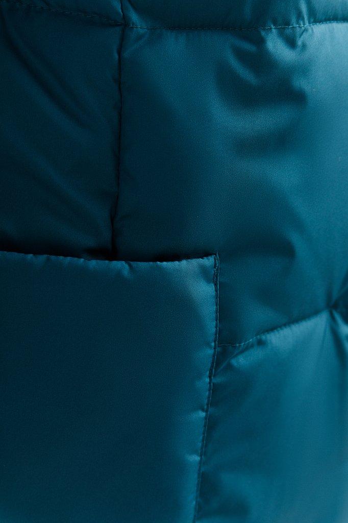 Пальто женское, Модель W19-11016, Фото №5