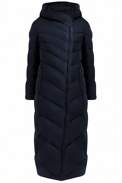 Пальто женское, Модель W19-11026, Фото №6