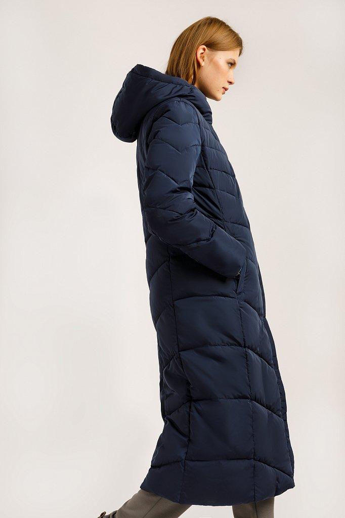 Пальто женское, Модель W19-11026, Фото №3